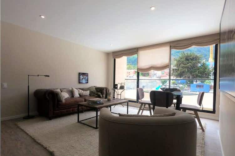 Portada Apartamento en venta en San Martin, 97mt con balcon