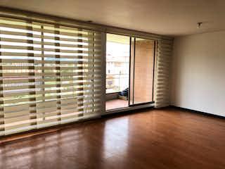 Una vista de una sala de estar con una ventana en Apartamento en venta en Barrancas, de 123mtrs2