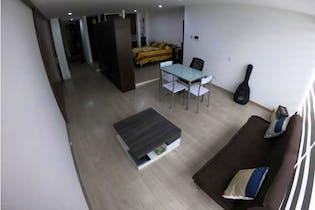Apartamento en venta en Nicolas De Federman de 1 hab.