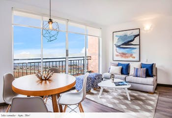 Brisas de Granada II, Apartamentos nuevos en venta en Gran Granada con 2 habitaciones