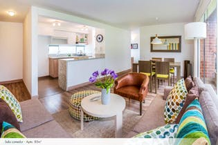 Vivienda nueva, Hacienda Casablanca - El Solar, Apartamentos en venta en Casco Urbano Madrid con 85m²