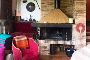 Casa en venta en Condominio Los Arrayanes con acceso a Jardín