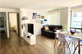 Apartamento en venta en El Batan de 2 habitaciones
