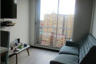 Apartamento en venta en Fontibón, 59m² con Bbq...