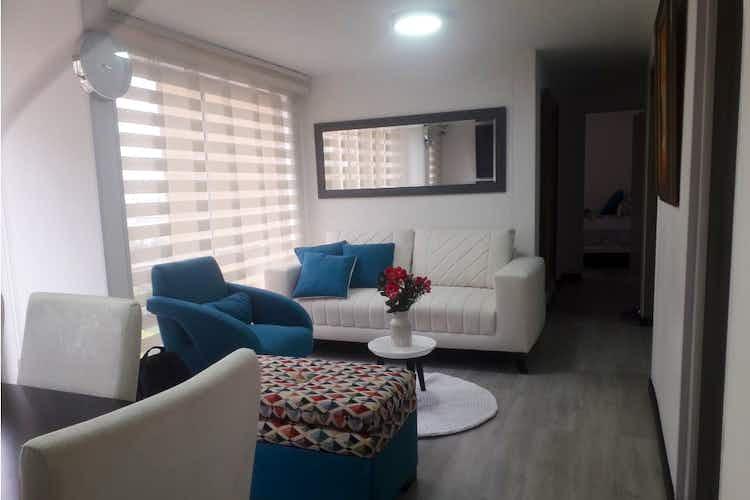 Portada Apartamento en venta en Pontevedra, 81mt con dos balcones