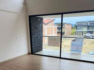 La vista del edificio desde la ventana en Casa en venta en San Antonio de Pereira de 163mts
