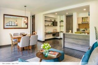 Vivienda nueva, Alameda 170, Apartamentos nuevos en venta en San Antonio Norte con 3 hab.