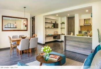 Alameda 170, Apartamentos en venta en San Antonio Norte 81m²