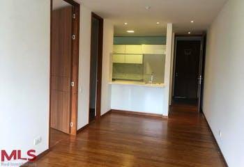 Apartamento en venta en Los Balsos de 72m² con Gimnasio...