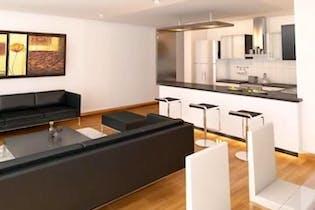 Apartamento en venta en Casco Urbano El Retiro de 3 habitaciones