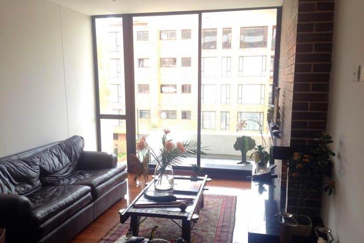 Foto 1 de Apartamento En Bogota Chico Navarra-2 alcobas-chimenea