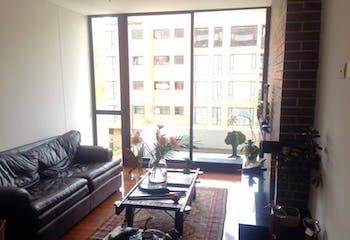 Apartamento en venta en Chicó Navarra con Bbq...