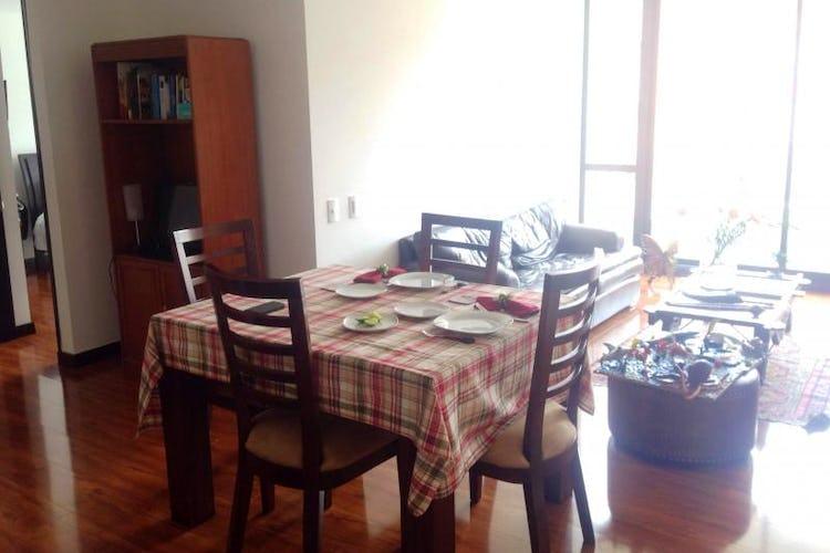 Foto 3 de Apartamento En Bogota Chico Navarra-2 alcobas-chimenea