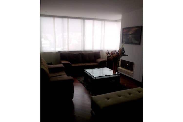 Portada Apartamento en venta en Rincón del Chicó, 128mt con chimenea