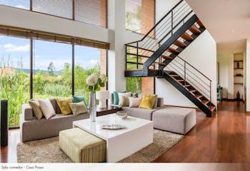 Proyecto nuevo en Hacienda Fontanar Pimiento, Casas nuevas en Bojacá con 3 habitaciones