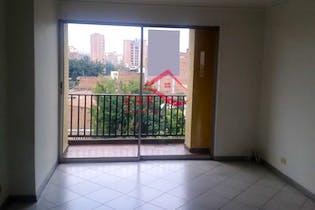 Apartamento en venta en Naranjal de 3 habitaciones