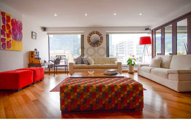 Portada Apartamento en venta Santa Paula de cuatro habitaciones