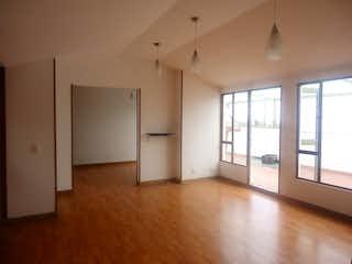 Una vista de una cocina desde el pasillo en Apartamento en venta en Santa Mónica de 120m2