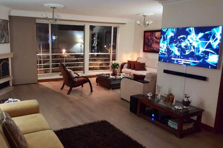 Portada Apartamento en venta en Santa Bárbara Central, 161mt con balcon