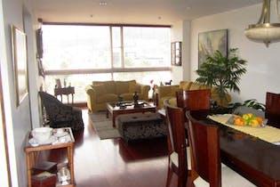 Apartamento en venta en Chicó Reservado de 3 alcobas