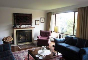 Apartamento en venta en Chicó Navarra de 336m² con Zonas húmedas...