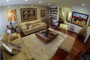 Apartamento en venta en Chicó Navarra, 171m² con Jardín...