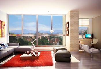 Séptima Avenida, Apartamentos en venta en Barrancas de 1-3 hab.