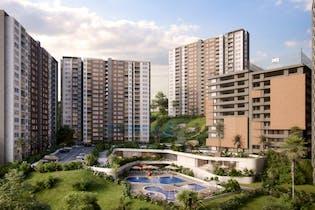 Naté, Apartamentos en venta en Fontibón con 49m²