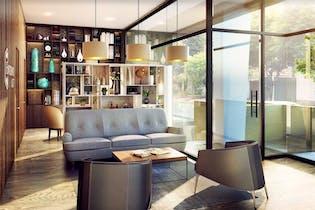 Vivienda nueva, Entorno 127, Apartamentos en venta en Bella Suiza con 32m²