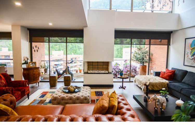Portada Apartamento en venta en Barrio Usaquén de tres habitaciones