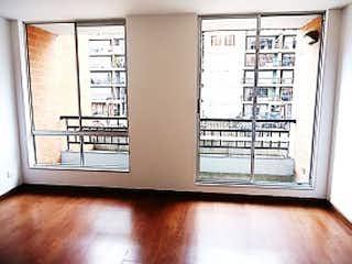 Un cierre de la ventana en la cocina en Apartamento en venta en Gran Granada de 57m2
