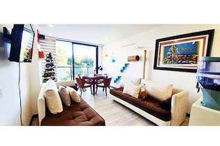 Apartamento en venta en Santa Bárbara de 2 alcobas