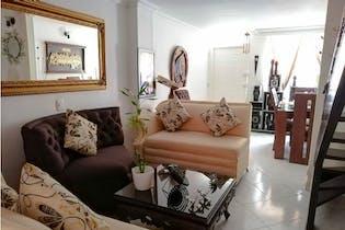 Casa en venta en Rodeo Alto, 69mt de tres niveles