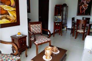 Apartamento en venta en Guayabalía de 3 alcobas