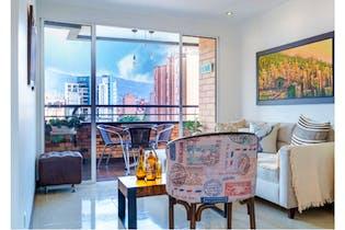 Apartamento en venta en Belén El Nogal Los Almendros 90m²