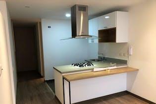 Apartamento en venta en Cedritos de 1 hab. con Bbq...