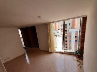 Un cuarto de baño con un inodoro y una ducha en Apartamento en venta en El Rincón, de 58mtrs2