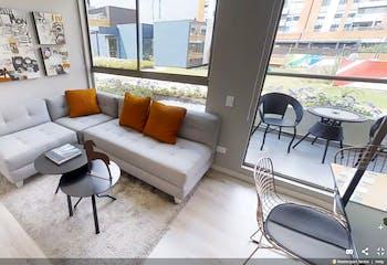 Vivienda nueva, Nueva Colina - Turó, Apartamentos en venta en Prado Veraniego con 69m²