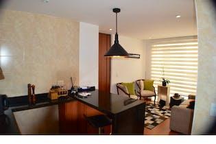 Apartamento en venta en Santa Bárbara Central de 1 alcoba