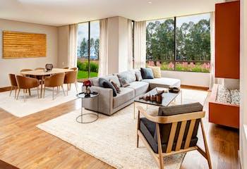 Proyecto de vivienda, Bosque Res - Los Robles, Casas en venta en Chuntame 157m²