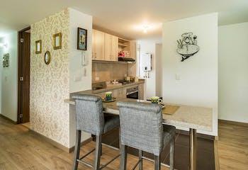 Vivienda nueva, Alameda de San Diego, Apartamentos en venta en Humedal De Jaboque con 63m²