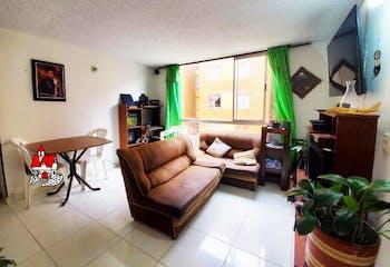 Apartamento en venta en Ciudad Verde 51m² con Gimnasio...
