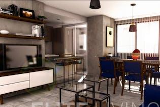 Elite Living Zoltan Kodaly, Departamentos nuevos en venta en San Simón Tolnáhuac con 2 hab.