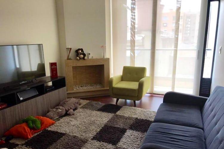 Foto 2 de Apartamento en venta En Bogota Santa Barbara Occidental