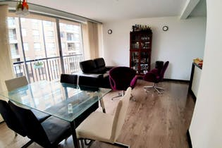 Apartamento en venta en Sotavento, 87m² con Bbq...