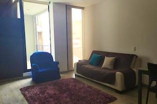 Apartamento en venta en Santa Barbara Usaquén de 64m² con Bbq...