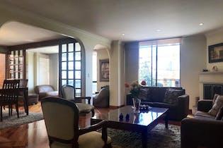 Apartamento en venta en Santa Barbara Occidental Usaquén 120m²