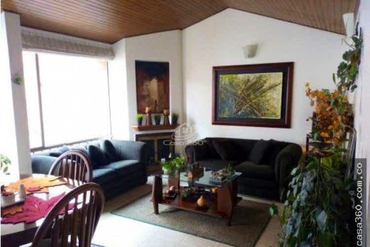Portada Apartamento en venta en Mazurén, 84mt con chimenea