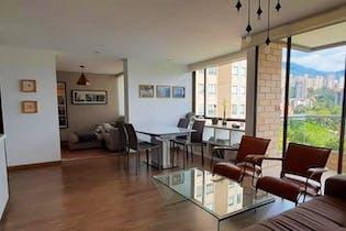 Interclub, Apartamento en venta en Altos Del Poblado de 3 habitaciones