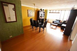 Apartamento en venta en Chapinero Norte de 2 alcobas
